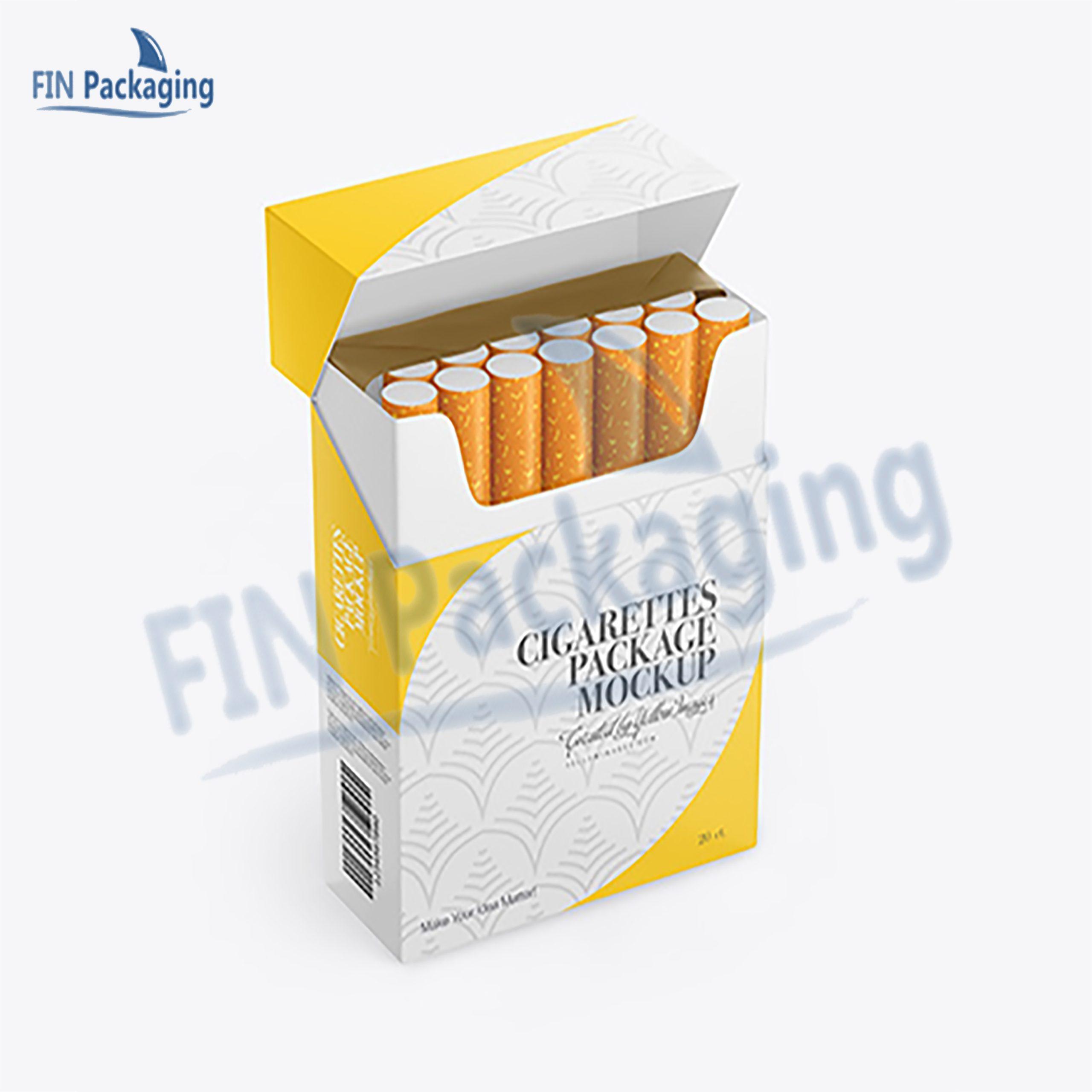 Cigar Packaging | custom printed cigar packaging in styles