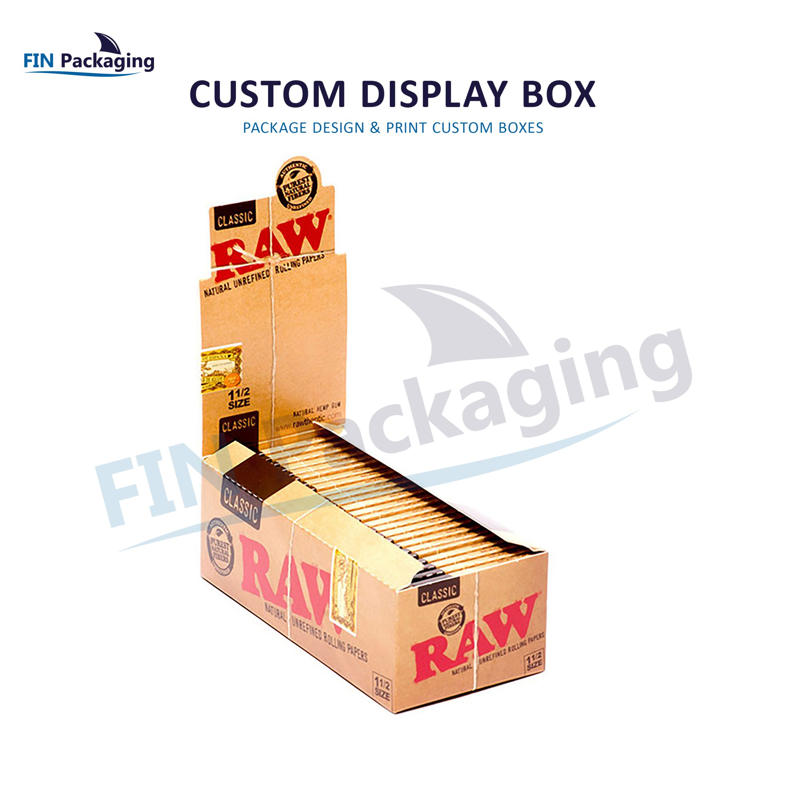 The best Custom display Boxes Wholesale in the USA at wholesale price