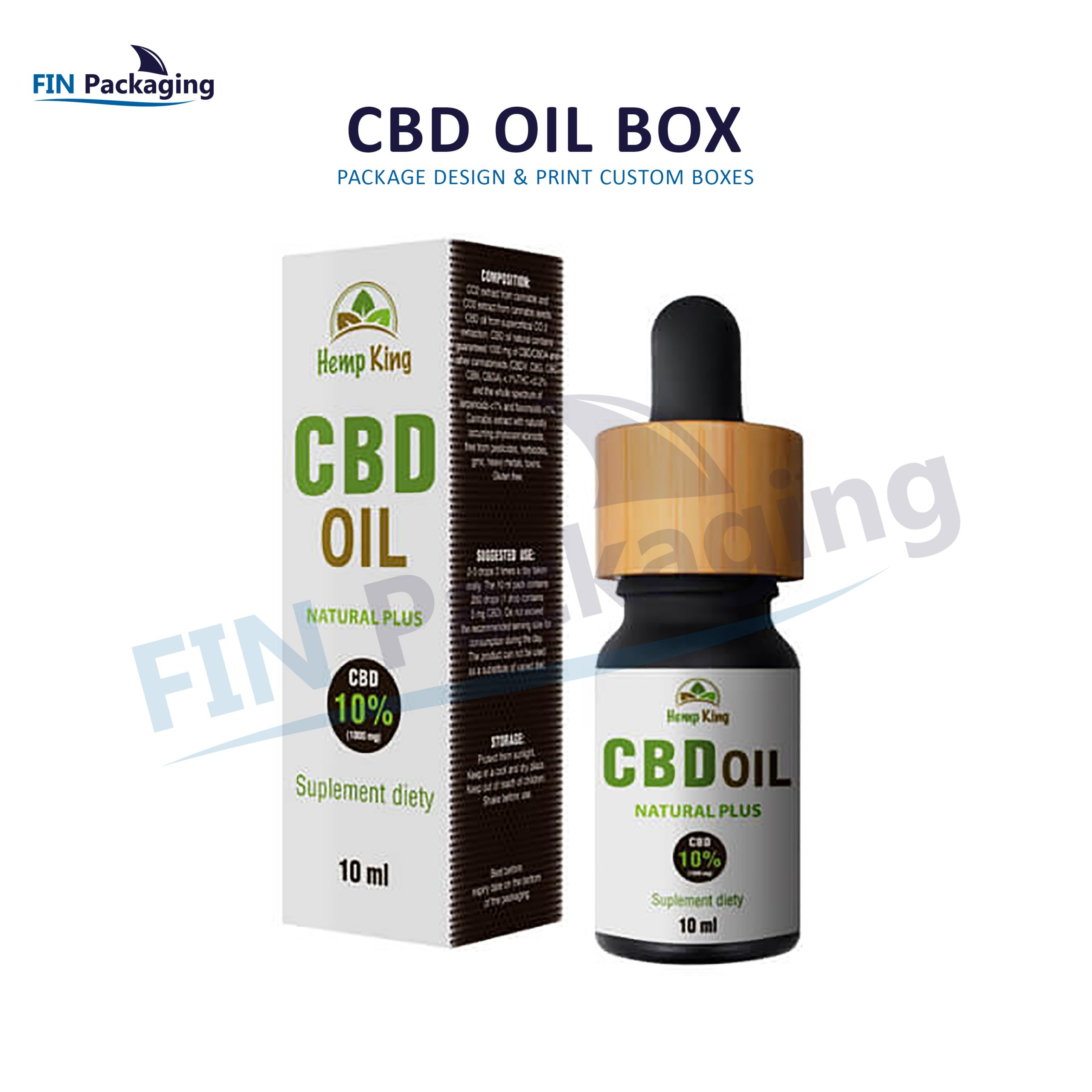 Custom Cbd Boxes with Different Sizes and Design