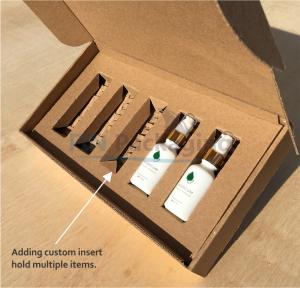 Custom Makeup Box | Custom Cosmetic Packaging | FinPackaging