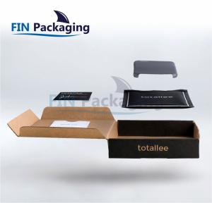 Kraft packaging | Custom Kraft Boxes with Logo Designs