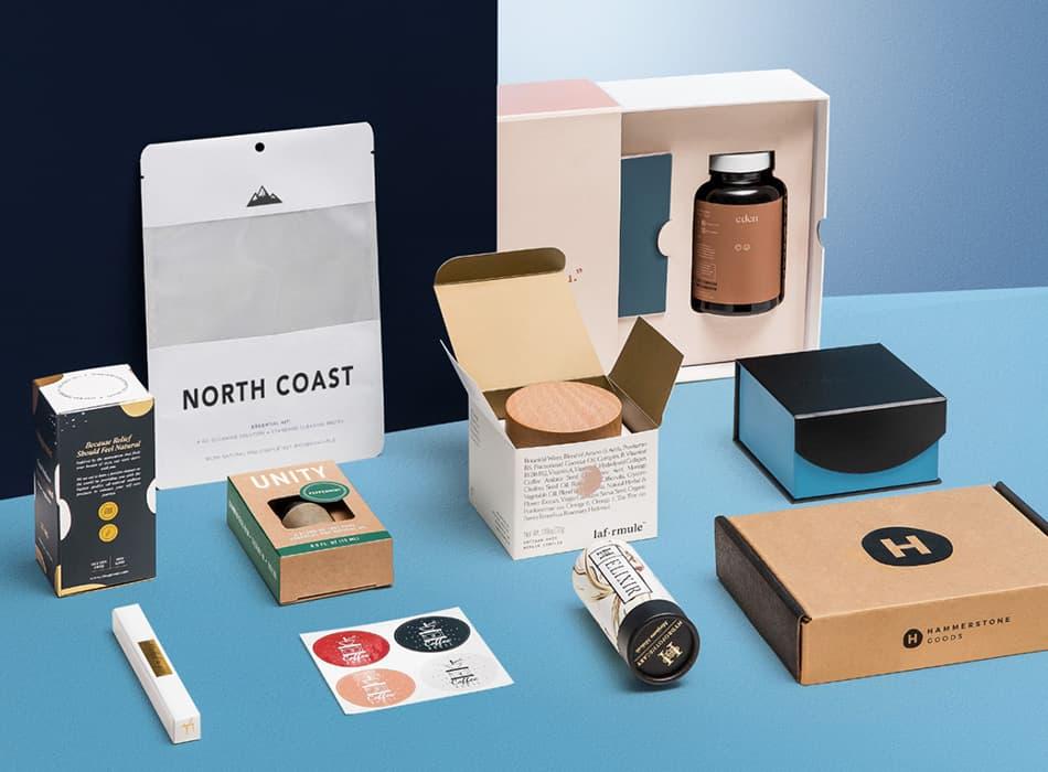 custom printed box