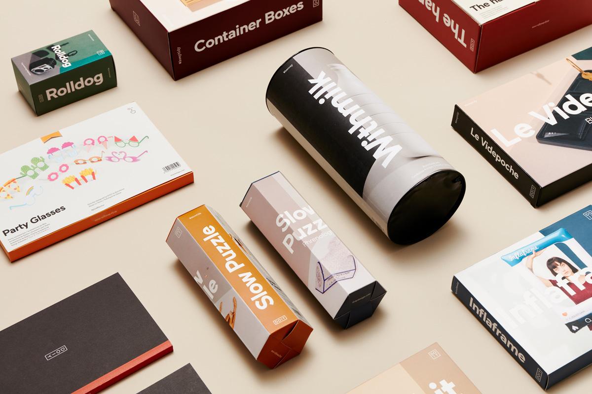 Printed Custom Boxes