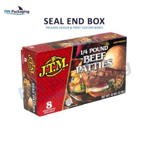 seal end box