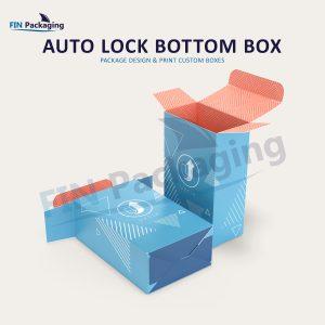 Tuck Top Auto Lock Bottom